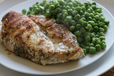 Summertime Grilling - Classic Herb Chicken