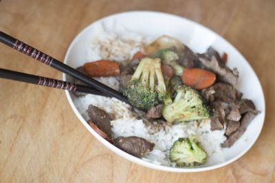 Teriyaki Beef Bowl